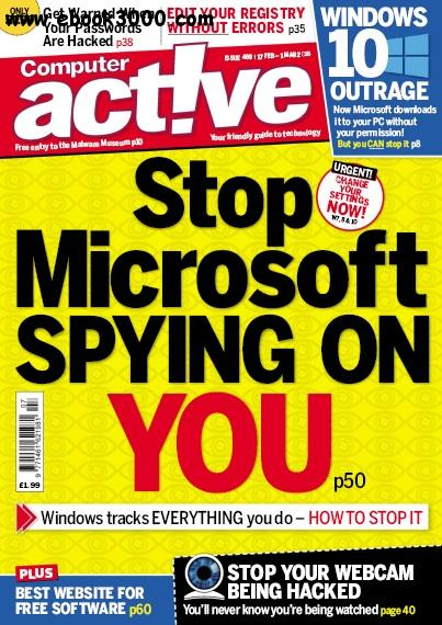 Computeractive UK - 17 February - 1 March 2016 free download