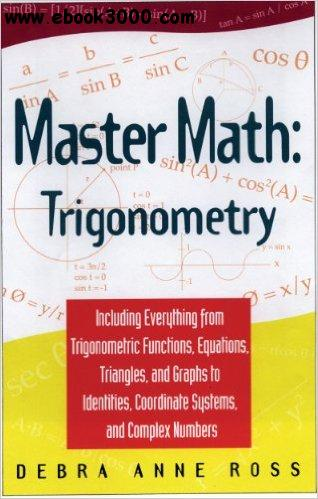 Master Math: Trigonometry free download