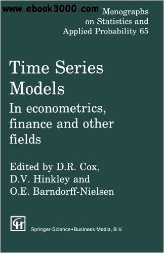 research papers on time series econometrics Advances in econometrics is a series of research annuals first published in 1982 advances in econometrics: essays in honor of aman ullah call for papers tools for non-linear time series forecasting in economics.
