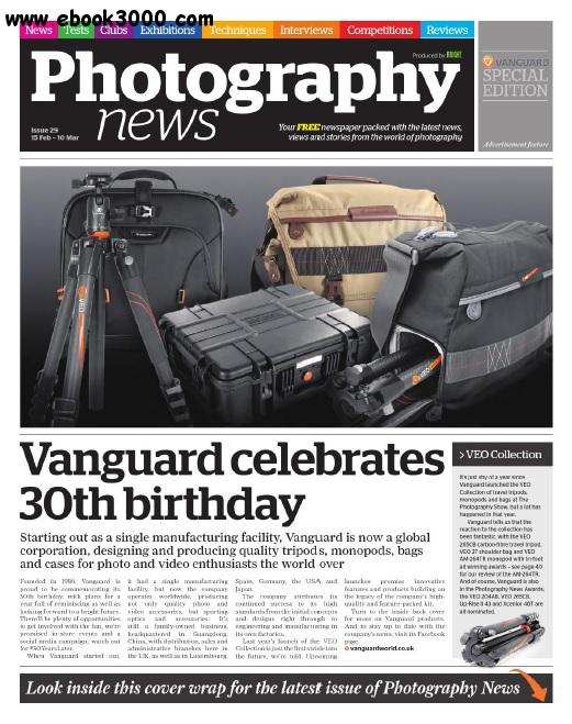 Photography News - 15 February-10 March 2016 free download