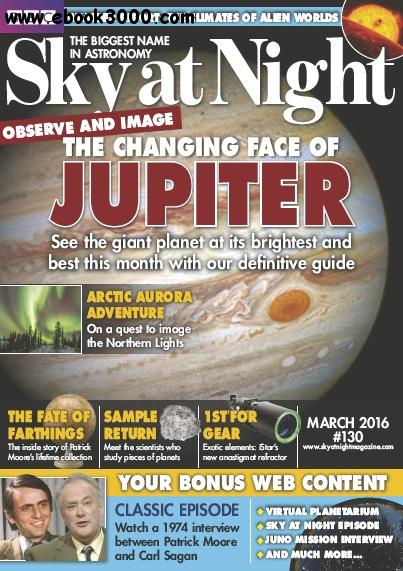BBC Sky at Night - March 2016 free download