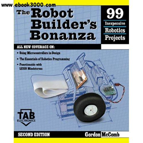 Gordon McComb , 'The Robot Builder's Bonanza' free download
