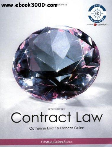 Contract Law free download