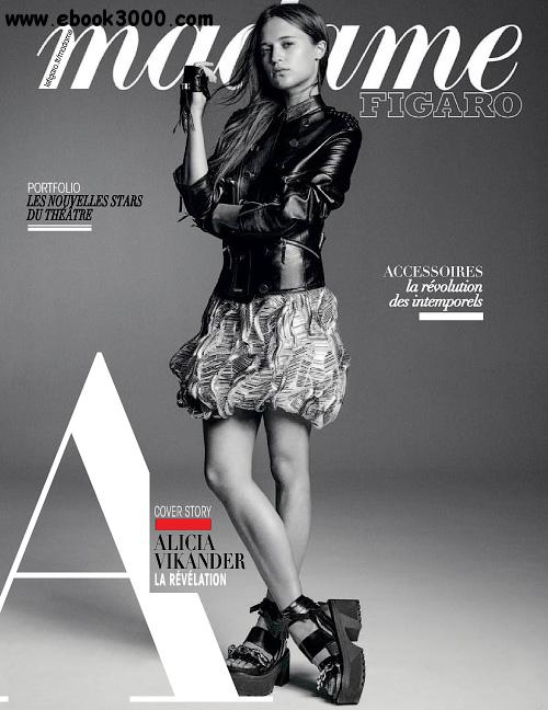 Madame Figaro - 19 Fevrier 2016 free download