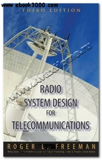 Radio System Design for Telecommunication free download