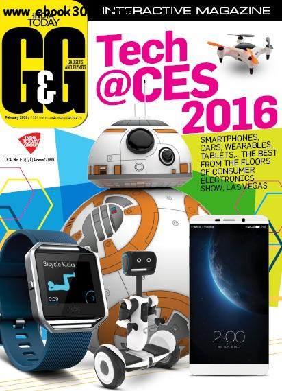 Gadgets and Gizmos - February 2016 free download
