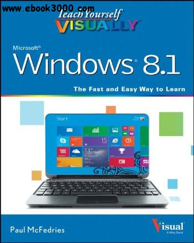 Teach Yourself Visually Windows 8.1 free download