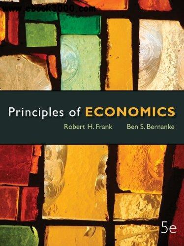 Principles of Economics, 5th edition free download