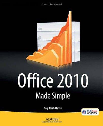 Office 2010 Made Simple free download