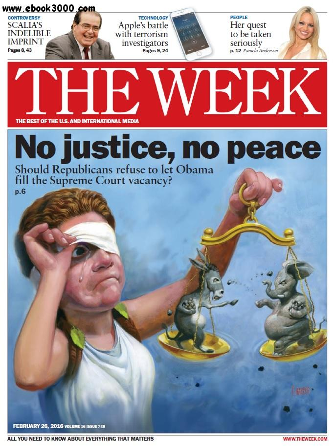 The Week USA - 26 February 2016 free download
