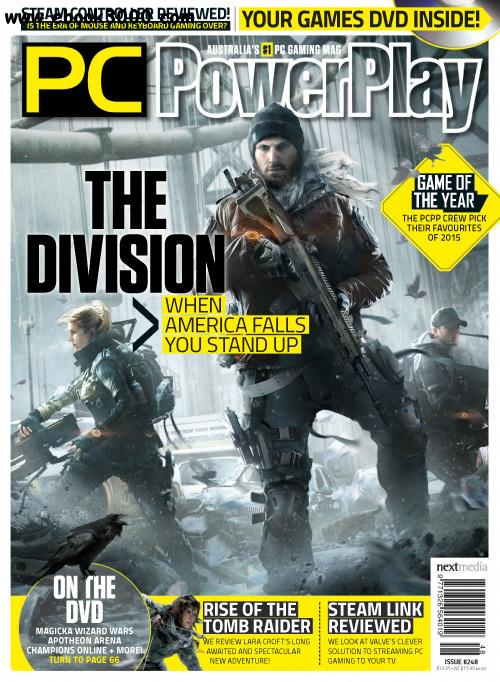PC Powerplay - February 2016 free download