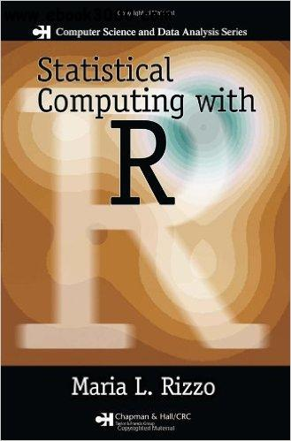 Statistical Computing with R free download