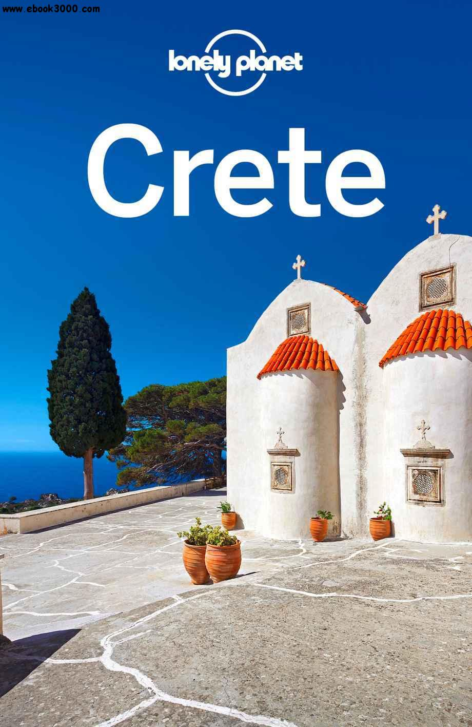 Lonely Planet Crete, 6 edition (Travel Guide) download dree