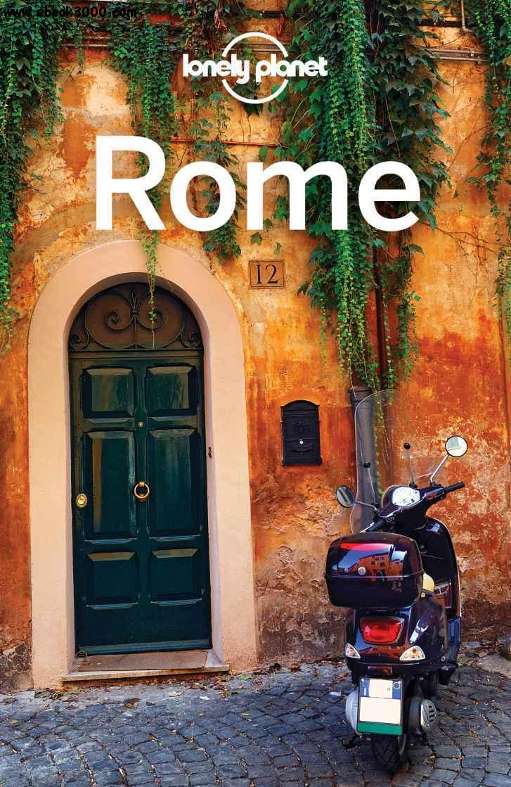Lonely Planet Rome, 9 edition (Travel Guide) download dree