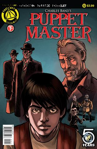 Puppet Master 012 (2016) free download