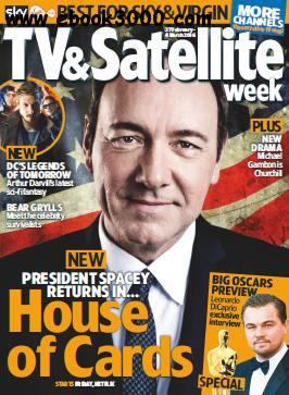 TV & Satellite Week - 27 February 2016 free download