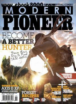 Modern Pioneer - February - March 2016 free download