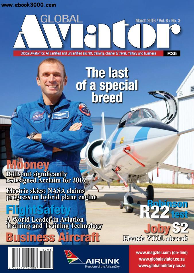 Global Aviator South Africa - March 2016 free download