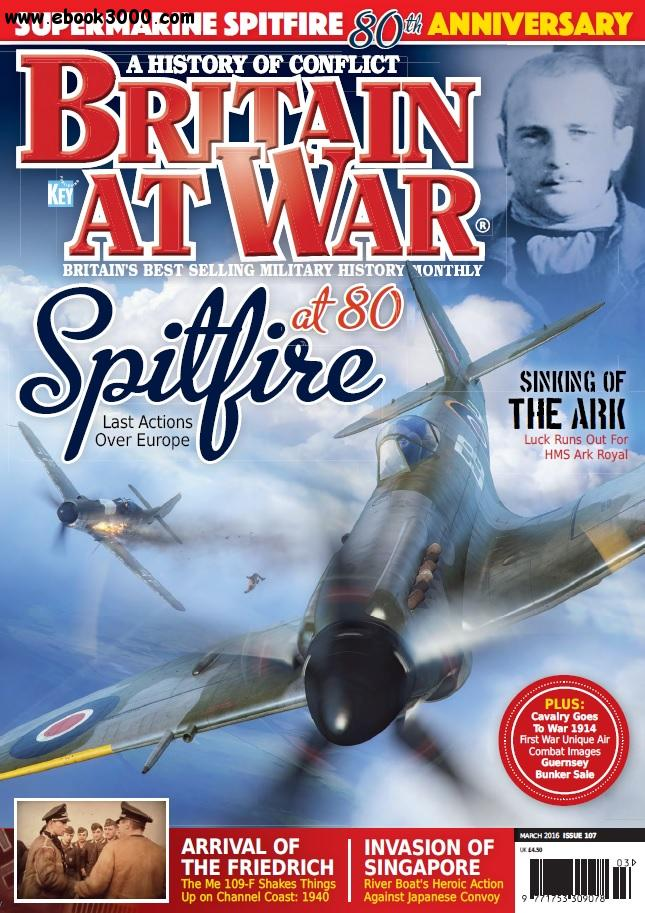 Britain at War - March 2016 free download