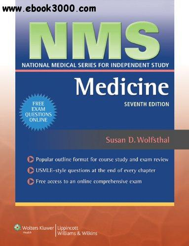 NMS Medicine, 7th Revised edition free download