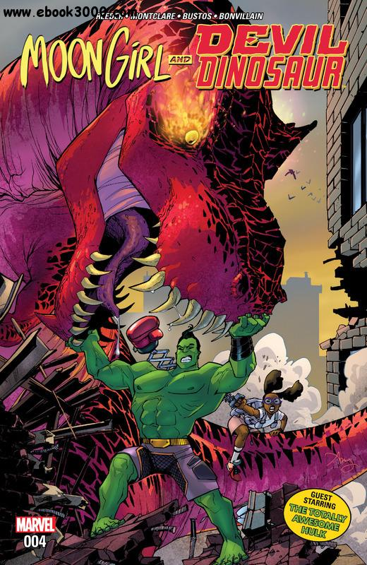 Moon Girl and Devil Dinosaur 04 (2016) free download