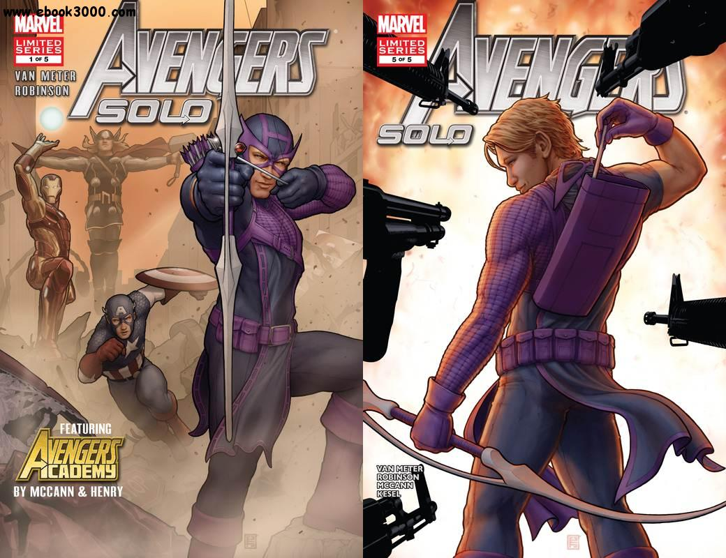 Avengers - Solo #1-5 (2011-2012) Complete free download