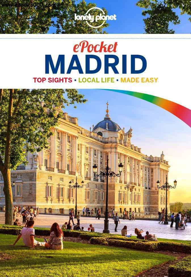 Lonely Planet Pocket Madrid (Travel Guide) free download