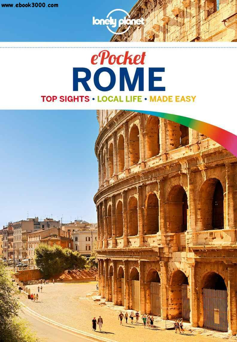 Lonely Planet Pocket Rome (Travel Guide) free download