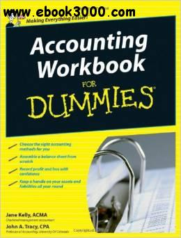 Accounting Workbook For Dummies free download