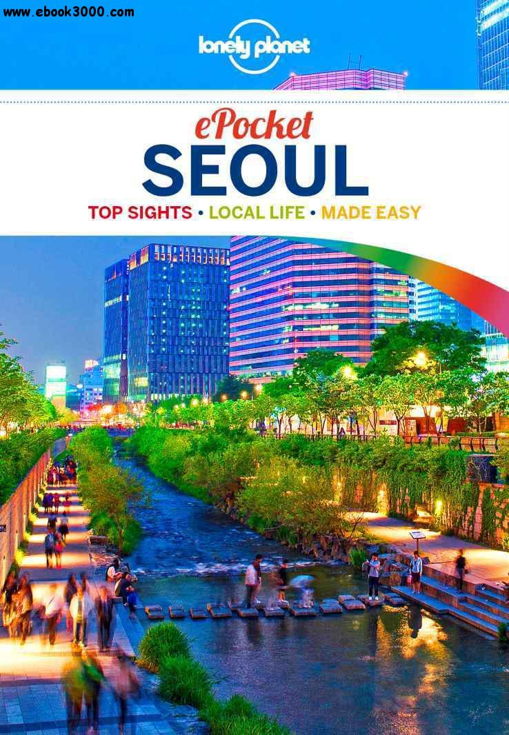 Lonely Planet Pocket Seoul (Travel Guide) free download