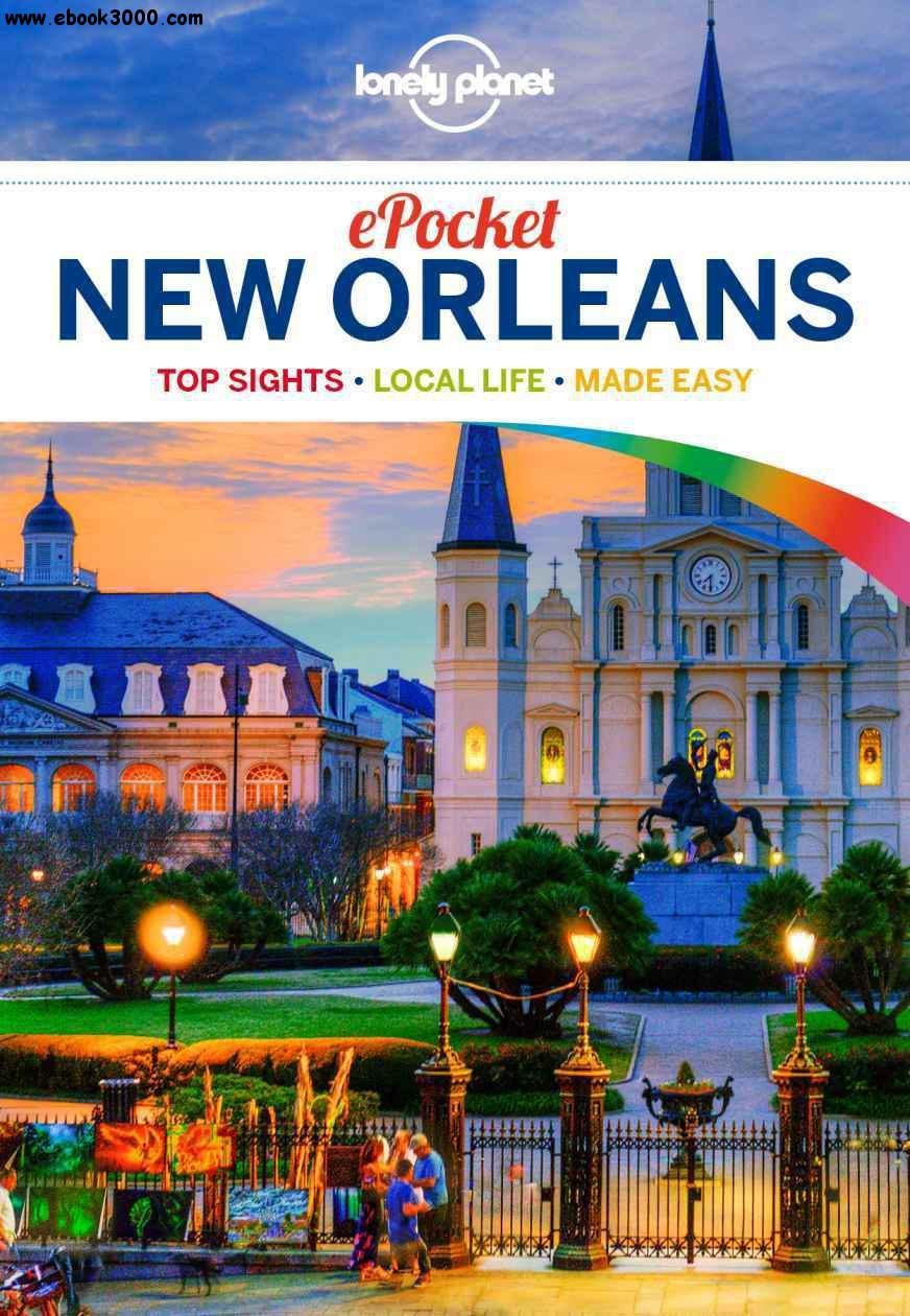 Lonely Planet Pocket New Orleans (Travel Guide) free download