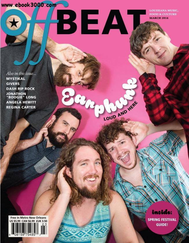 OffBeat - March 2016 free download