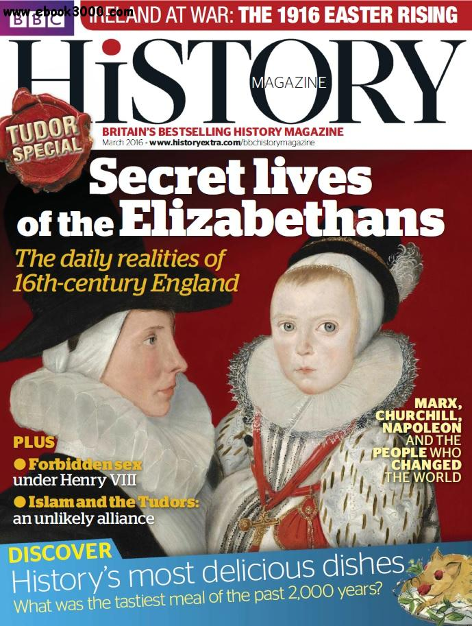 BBC History - March 2016 free download