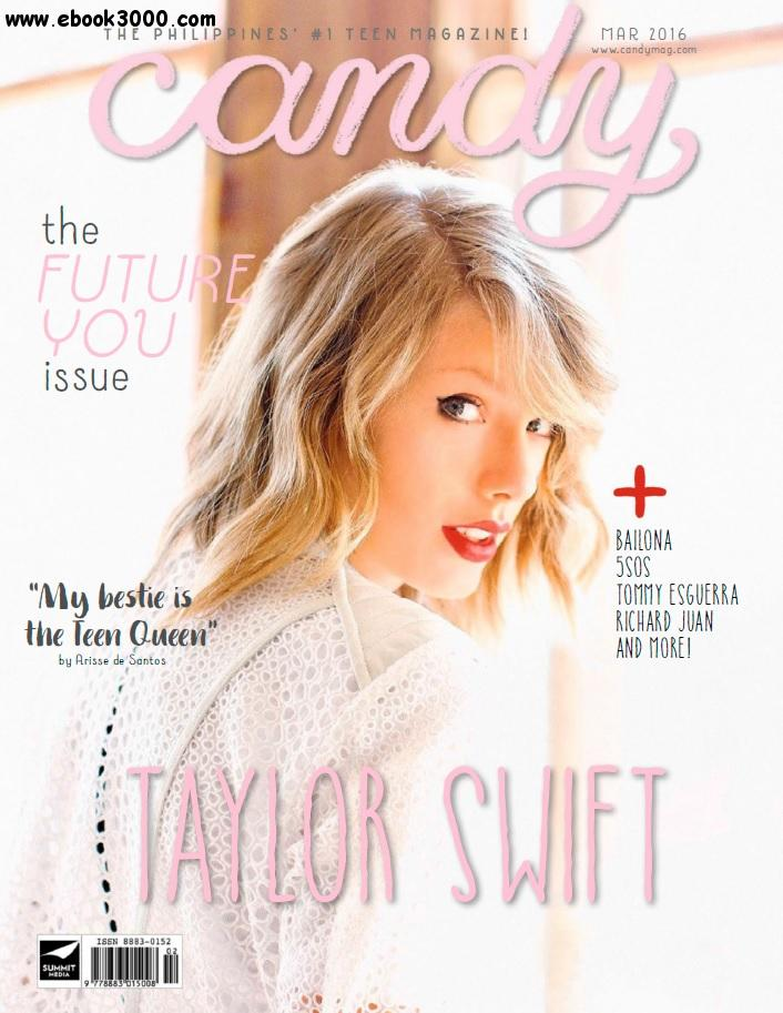 Candy Philippines - March 2016 free download