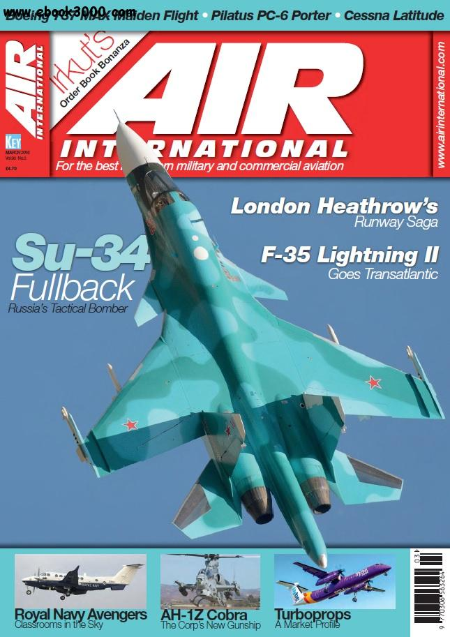 AIR International - March 2016 free download