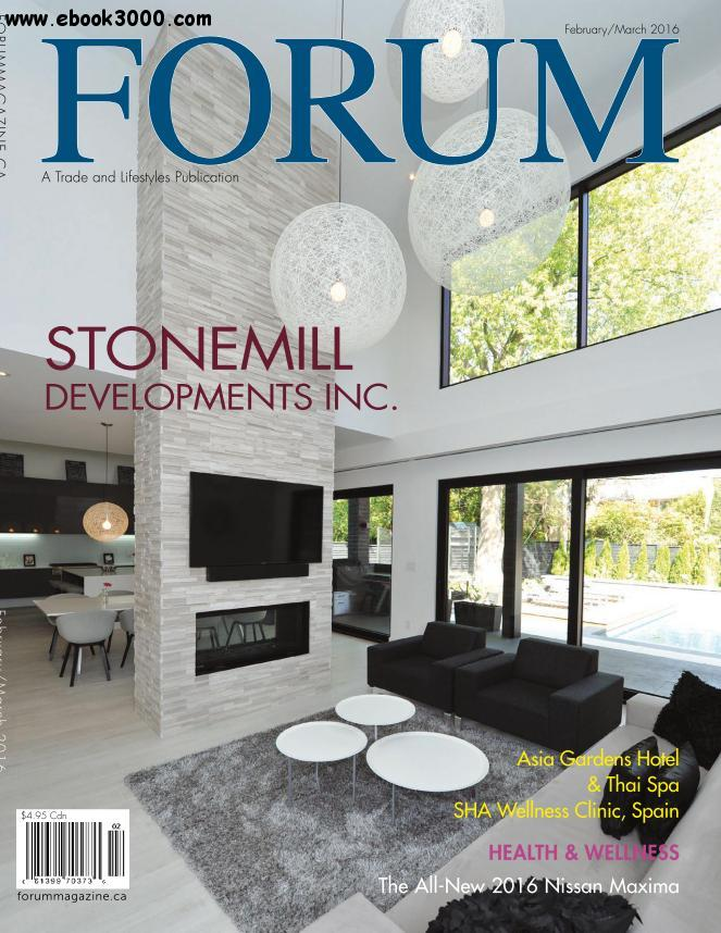Forum - February-March 2016 free download