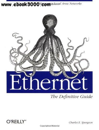Ethernet: The Definitive Guide free download