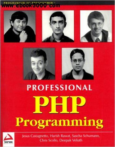 Professional PHP Programming free download