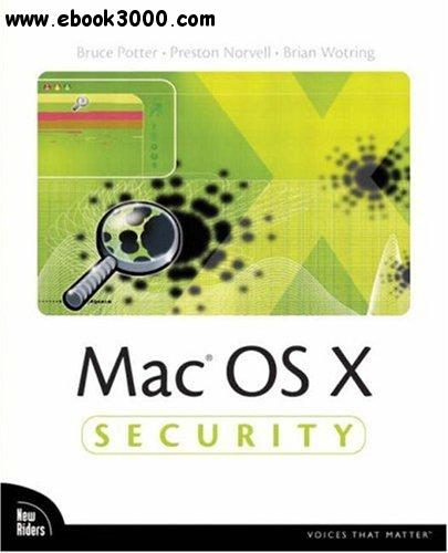 Mac OS X Security free download