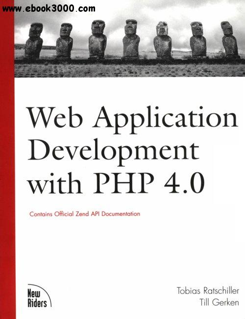 Web Application Development with PHP free download