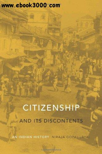 Citizenship and Its Discontents: an Indian history free download