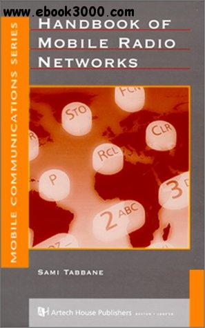 Handbook of Mobile Radio Networks free download