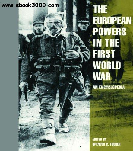 European Powers in the First World War: An Encyclopedia free download