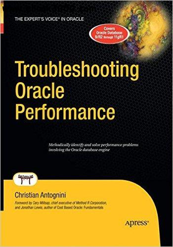 Troubleshooting Oracle Performance free download