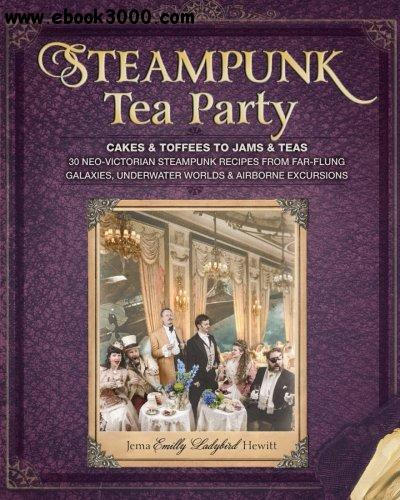 Steampunk Tea Party free download