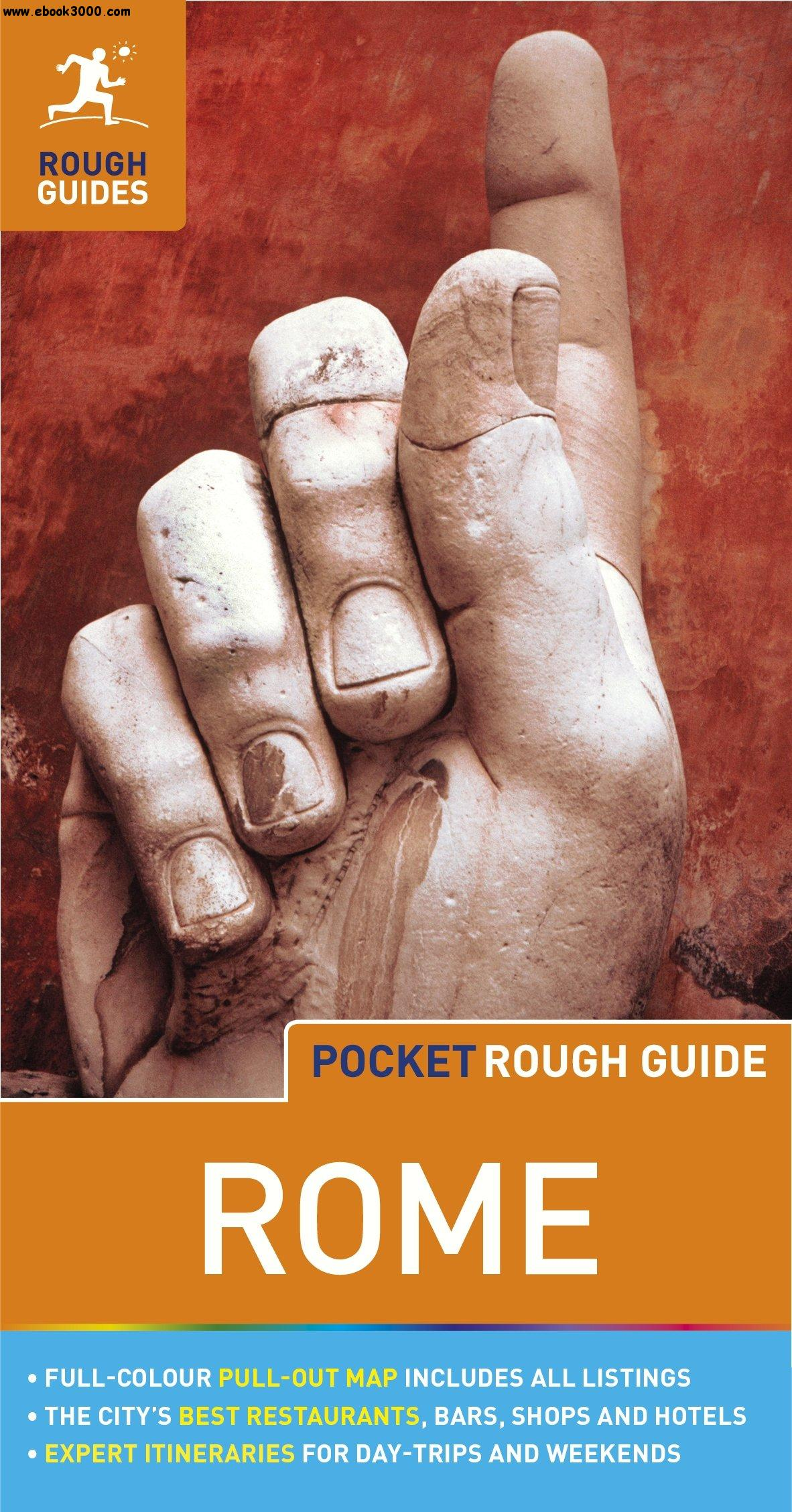 Pocket Rough Guide Rome, 3rd  Edition free download
