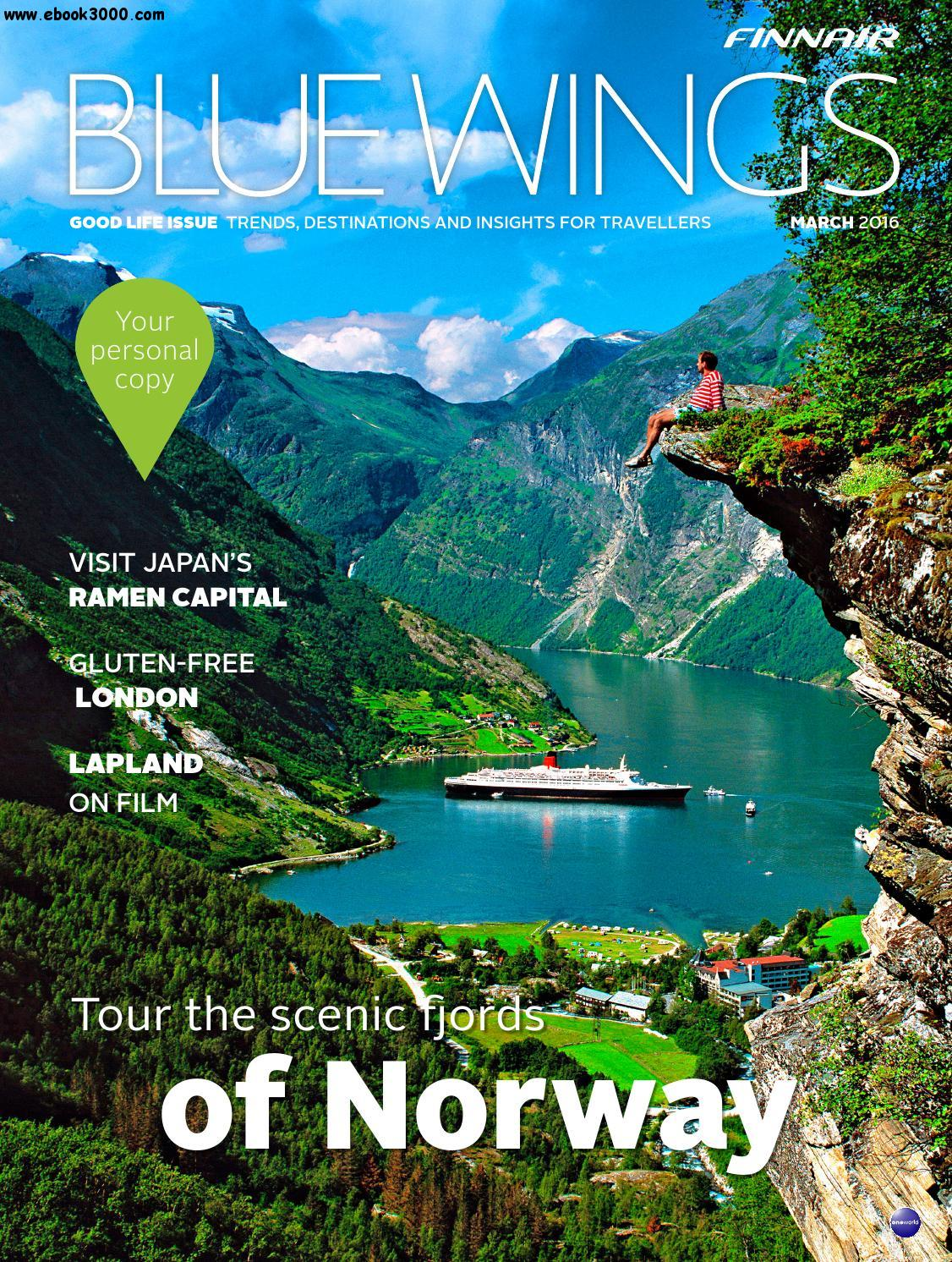 Blue Wings - March 2016 free download