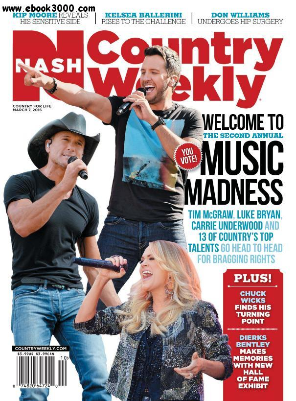 Country Weekly - 7 March 2016 free download
