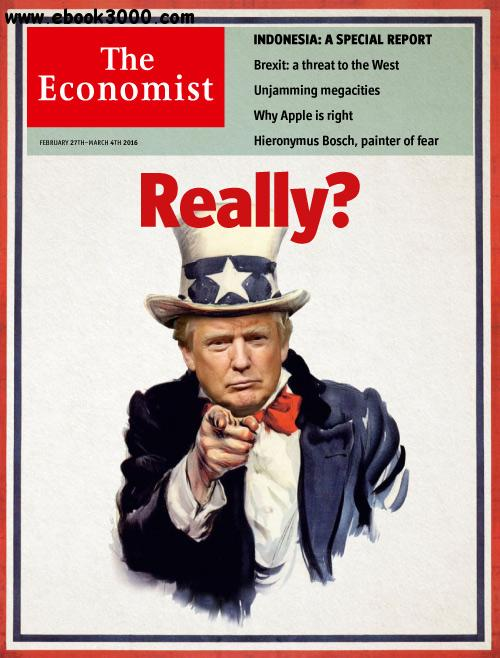 The Economist - 27 February - 4 March 2016 free download