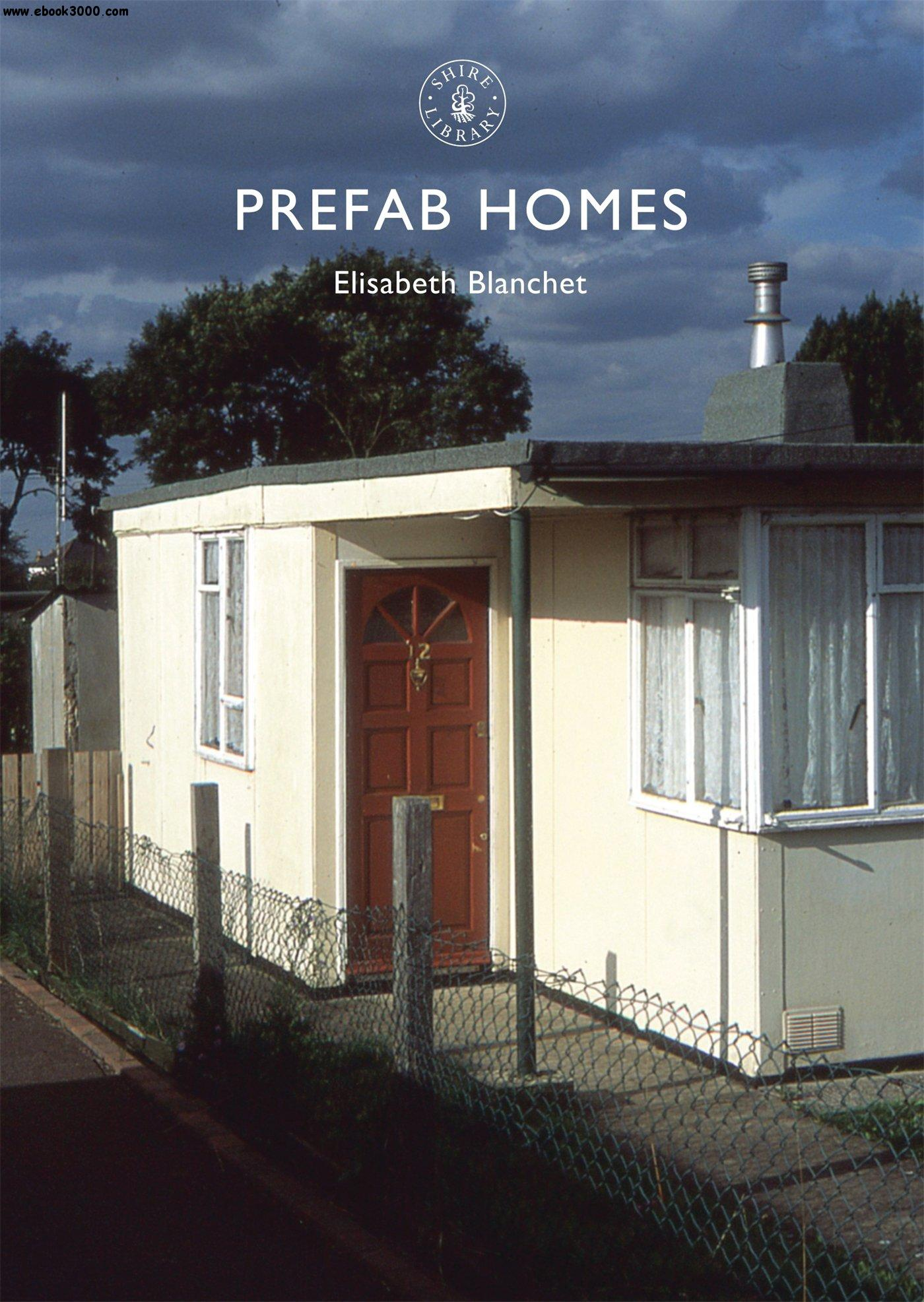 Prefab Homes (Shire Library) free download